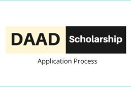 DAAD Scholarship in Germany, 2022-2023